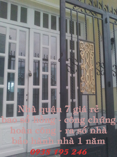 Nhà giá rẻ Nhà Bè - Đường Lê Văn Lương giá chỉ 635 triệu